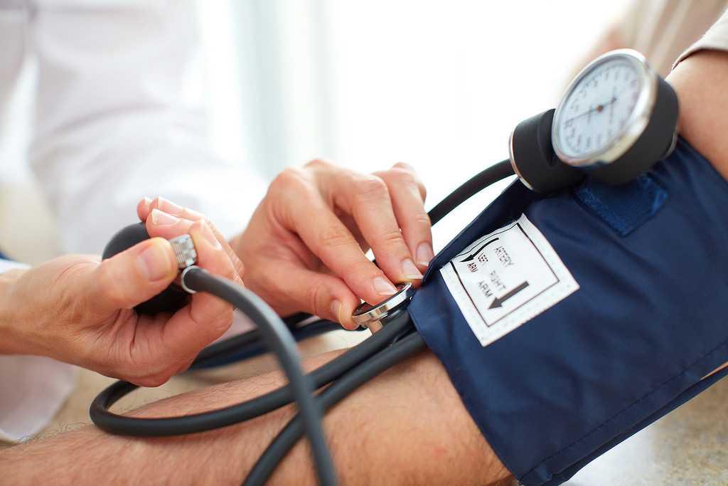 Артериальное давление при мигрени