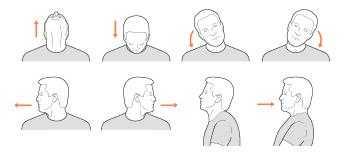 Упражнения на шею при мигрени