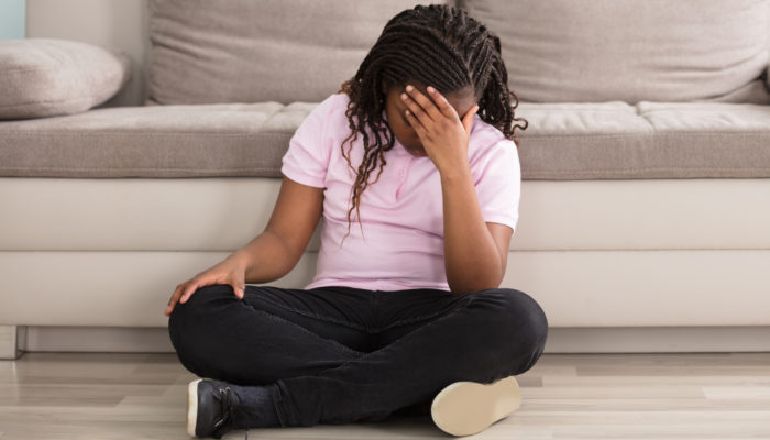 Головная боль у подростка